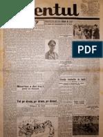 Ziarul Curentul #5291, Sambata 7 Noiembrie 1942