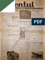 Ziarul Curentul #5295, Miercuri 11 Noiembrie 1942
