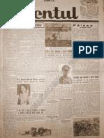 Ziarul Curentul #5298, Sambata 14 Noiembrie 1942