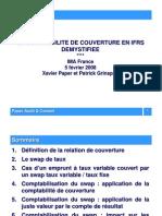 Comptabilite de Couverture en IFRS ( Xavier Paper 2008)