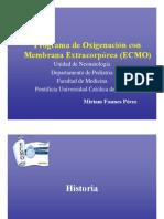 Ecmo Neonatal y Pediatrico