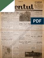Ziarul Curentul #5318, Vineri 4 Decembrie 1942