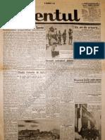 Ziarul Curentul #5325 Vineri 11 Decembrie 1942