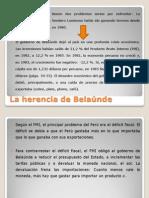 HISTORIA CRISIS FINANCIERA EN EL PERU