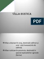Roma- Villa Rustica