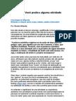 Bem-Estar - Você Pratica Alguma Atividade Autotélica - Renato Miranda - Psicologia Do Esporte