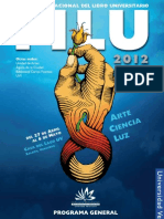 Programa_FILU2012