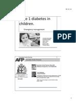 Diabetes Tipo 1 DELUXE