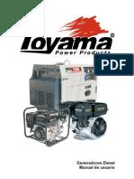 Manual Gene Rad Ores Diesel Toyama