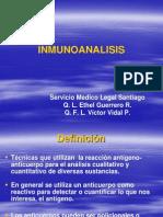 TIPOS DE INMUNOENSAYOS