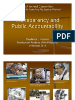 Transparency and Public Accountability_MLM_Oct2010
