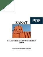 The Fiqh of Zakat