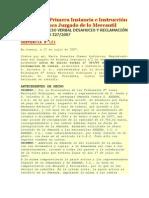 Juzgado de Primera Instancia e Instrucción nº 2 de Cuenca Juzgado de lo Mercantil