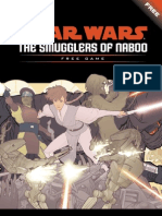 Star Wars RPG - d20 - The Smugglers of Naboo