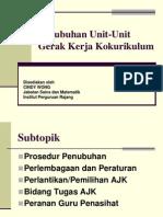 Bab 2 Penubuhan Unit-Unit GERKO