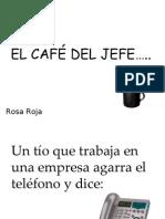 EL CAFE DEL JEFE