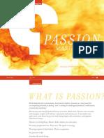 Passion Manifesto