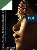 MINC. Catálogo dos Pontos de Cultura (2010)
