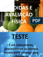 AVALIAÇÃO FÍSICA-ZONA ALVO