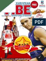 European Vibe Magazine December 2008