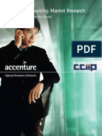 China Outsourcing Market Accenture
