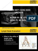 3a. M. Gold - 6671-0233 Update Presentation
