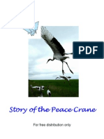 Story of the Peace Crane