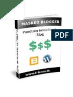 Panduan Mencari Uang Dengan Blog