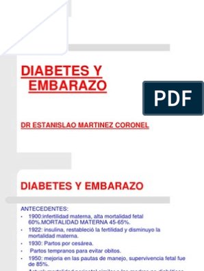 dieta baja en carbohidratos diabetes embarazo muerte fetal