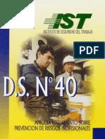 DEC. SUP. N°40