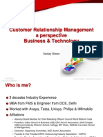 CRM Business & Tech Perspectives Feb12