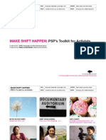 Make Shift Happen! PSP's Toolkit for Activists