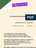 Congreso Salud y Estes Laboral (Seminario Pucon)