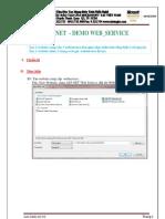 Microsoft Word - Aspnet_demo_WebService