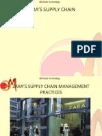 84c5zara-s Supply Chain Management Practices 2003 Version