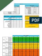 P90X Log Sheet Durham