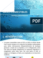 Gases Comestibles