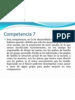 Competencia 7