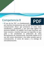 Competencia 8