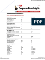 CJ-4 Performance Specification