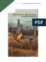 American Kestrels In Modern Falconry (Español).