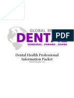 Dental HCP Packet
