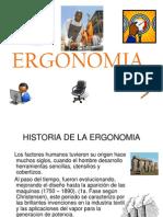 Ergonomia - Unidad 1
