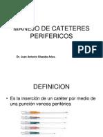 acceso vascula periferico