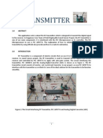 Transmitter Application Note