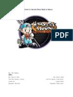 Nih Kode Gameshark Harvest Moon Back to Nature Yang Lengkap