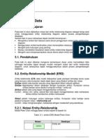 5. Pemodelan Data ERD Dan Normalisasi