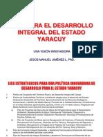 Ejes Para El Desarrollo Integral Del Estado Yaracuy
