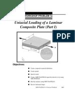 Create Composite Material in Patran