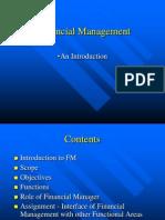 Basics of FM - Module I